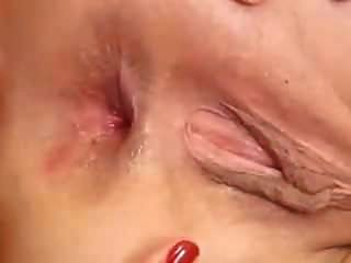 Tongue Deep Into Her Gaping Asshole
