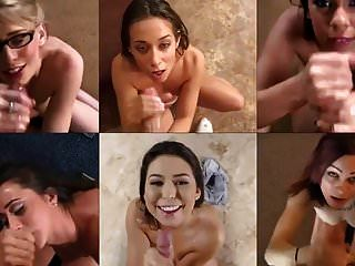 Cumshot Onfacecompilation Multiplescreens - Polishcollector