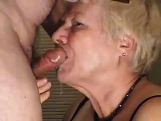 Blow job granny Best Granny