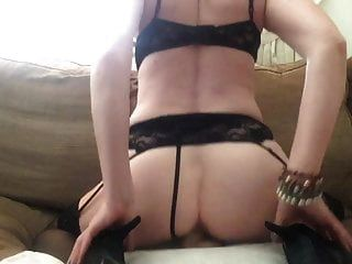 Riding My Dildo In Front Of My Window. Anyone Watching?
