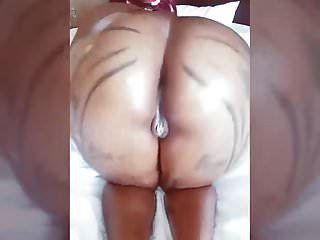 Brittney Jones Toys Her Ass In A Hotel Room