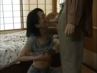 Japanisch Cheats Ehefrau Jung caught cheating