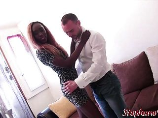 The Casting Of Layanah A Black Amateur