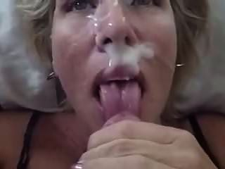 Sdruws2 -  Dirty Wife Loves Her Face Splattered With Thick