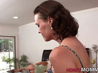 Stepmother Fingers Teen