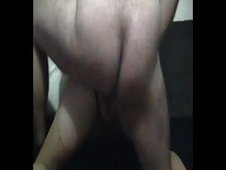 Mature Anal Crying