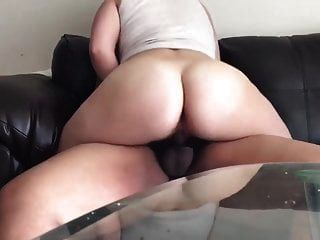 Pawg Riding Bc Until He Cums