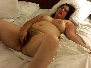 Cute Chubby Babe Masturbating 2