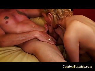 French Teens First Big Dick Anal Casting