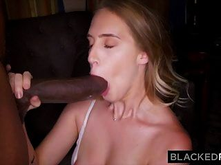 Blackedraw Girlfriend Fucksthe Biggest Bbc In The World
