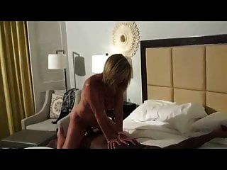 Mature Wife Taking Huge Dick In Her Tight Pussy