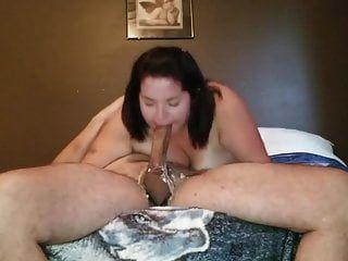 Sexy Bbw Extreme Deepthroat Training