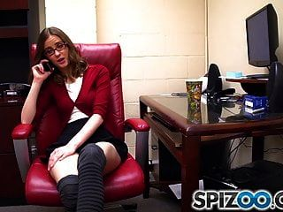 Teen Jay Taylor Is Punished By A Huge Cock, School Girl