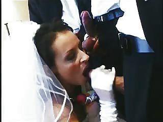 Bride gets fucked by grooms party Bride Porn Videos At Anybunny Com