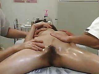 sensual massage spy cam