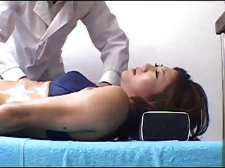 Voyeur medical massage