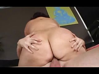 fat bitch gets fucked hard