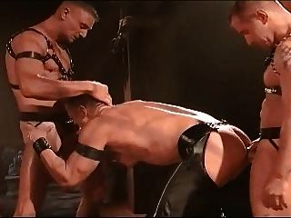 gay leather mature