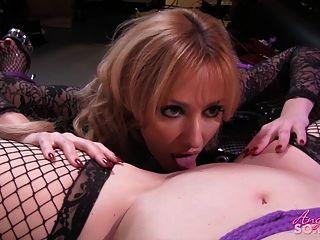 Lauren may anal