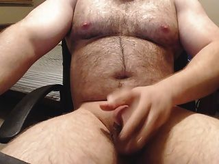 Gay bear handjob
